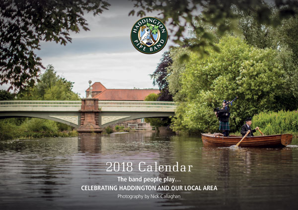 NOW AVAILABLE – OUR 2018 CALENDAR